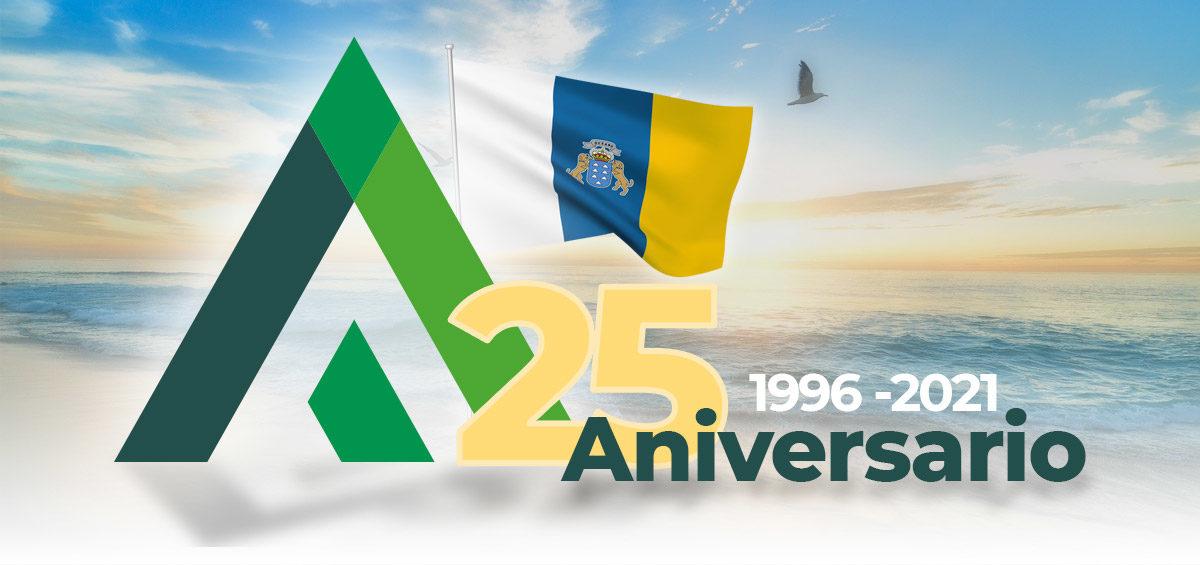 25 aniversario Activa Canarias